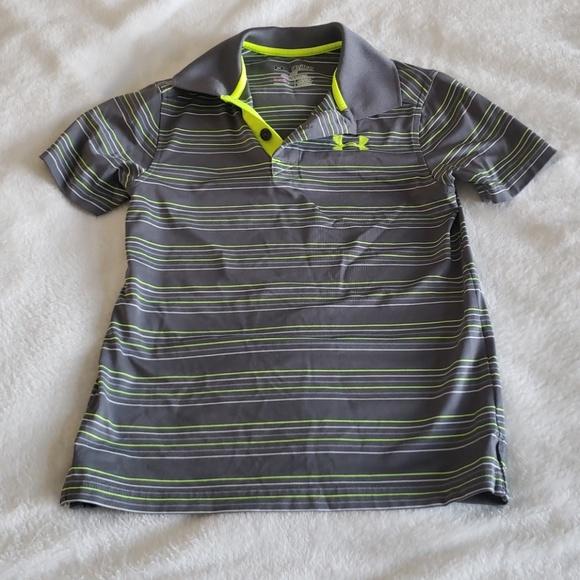 f69f5313 Under Armour Shirts & Tops | Ua Kids Golf Shirt | Poshmark